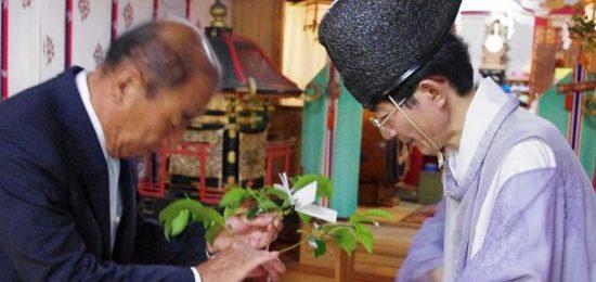 平成29年淀姫神社夏越祭