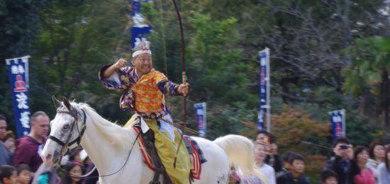 淀姫神社例大祭 流鏑馬神事