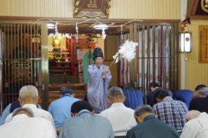 平成30年夏越祭 修祓の儀